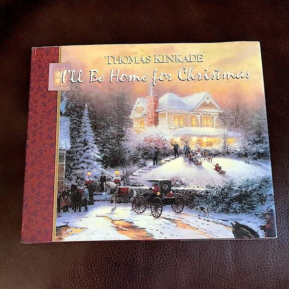 Thomas Kinkade Christmas book